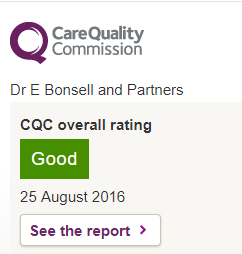 South King Street Medical Centre was inspected by the Care Quality Commission on 27th April 2016. Click on the link below to read the full report.